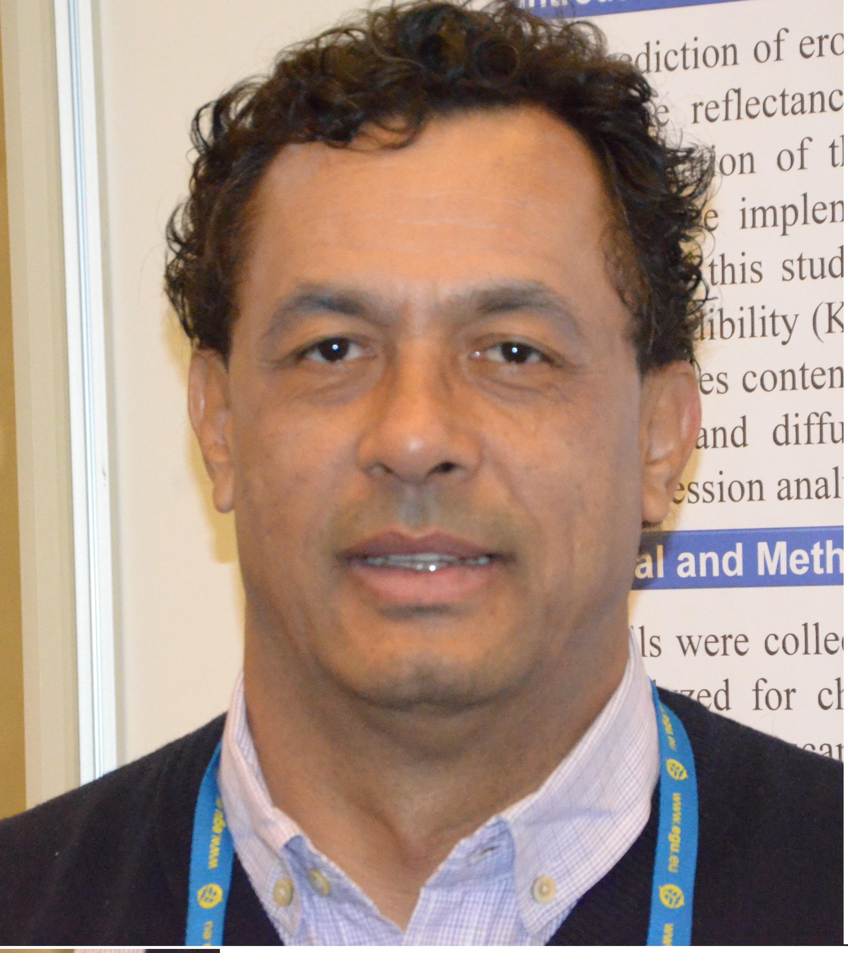 Foto de Prof. Dr. José Marques Júnior